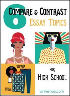 Thesis statement of compare and contrast essay